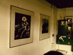 Chris Bell studio pictures